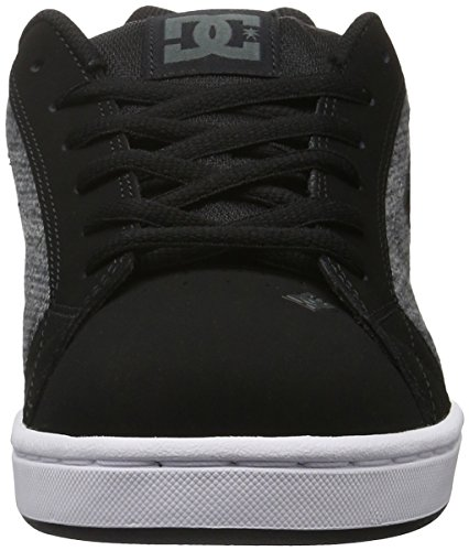 DC Shoes Net SE - Zapatillas para hombre Negro (Black Marl)