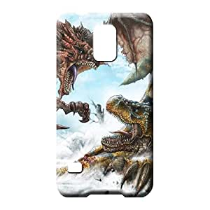samsung galaxy s5 Collectibles Retail Packaging skin mobile phone carrying shells monster hunter