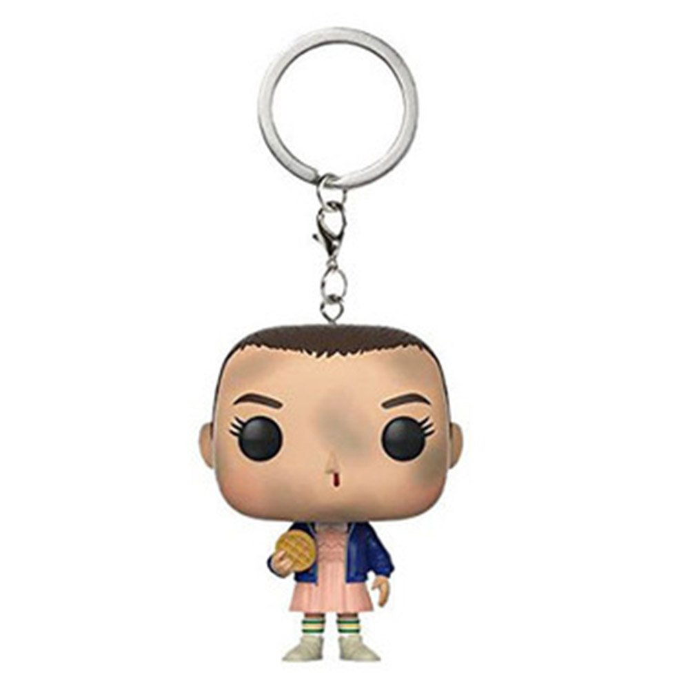 ZyXy Pocket Pop. Llavero Stranger Things Eleven con Eggo ...