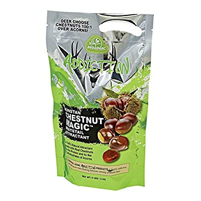 Mossy Oak BioLogic Addiction Chestnut Magic Whitetail Attractant