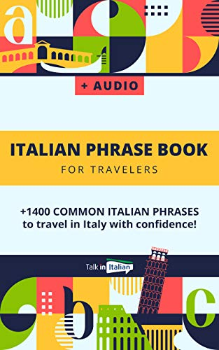 Italian Phrase Book With Audio 1400 Common Italian Phrases To Travel In France With Confidence French Phrases 1