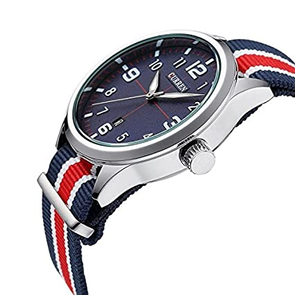 Amazon.com: Relojes de Hombre De Moda Fashion Sports Men Watch RE0037: Watches