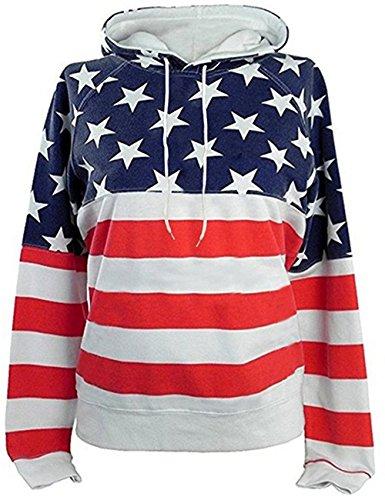 ABD Fashion American Pullover Sweatshirt