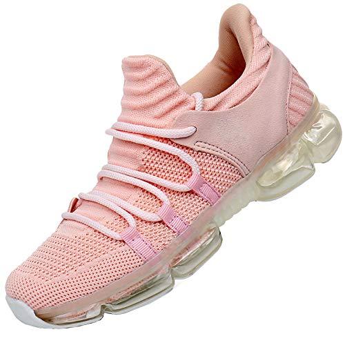 RomenSi Womens Air Running Tennis Shoes Fashion Lightweight