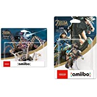 amiibo The Legend of Zelda Collection Wächter (Breath of the Wild) & amiibo The Legend of Zelda Collection Link Reiter (Breath of the Wild)