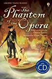 The Phantom of the Opera [Book with CD] (Young Reading Series 2)