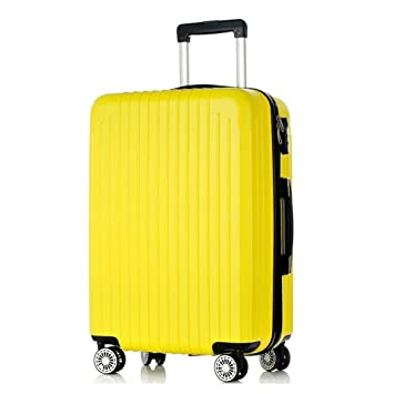 Maleta con ruedas para viaje Maleta Trolley Maleta de viaje, Caja de bloqueo de la