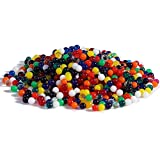CHICMALL 3000 x Colorful Magic Crystal Water Jelly Mud Soil Beads Balls (Mixed Color) by CHICMALL