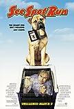 SEE SPOT RUN Original Movie Poster - 27x40 - Double-Sided - Michael Clarke Duncan - David Arquette - Leslie Bibb - Joe Viterelli