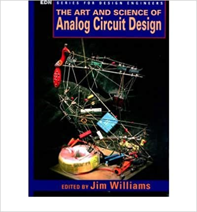 Book The Art and Science of Analog Circuit Design (EDN Series for Design Engineers)- Common