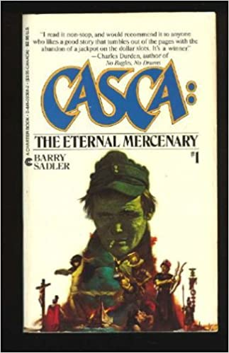 Posts Tagged 'Casca: The Eternal Mercenary #1 – book review'