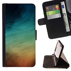 Momo Phone Case / Flip Funda de Cuero Case Cover - REMOLINOS PASTEL - LG Nexus 5 D820 D821