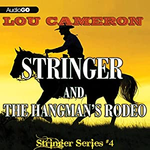 Stringer and the Hangman's Rodeo Audiobook