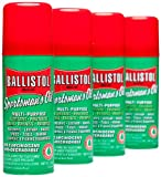 Ballistol Multi-Purpose Lubricant Cleaner Protectant Combo Pack #8