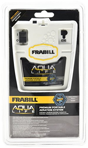 3114355 Frabill Premium Portable Aeration System