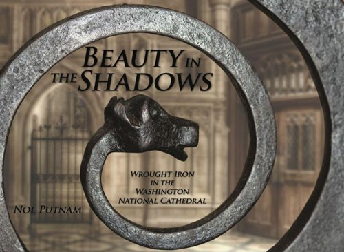 Iron Shadow (Beauty in the Shadows: Wrought Iron in the Washington National Cathedral)