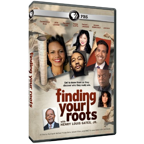 Finding Your Roots (2012) (Television Series)