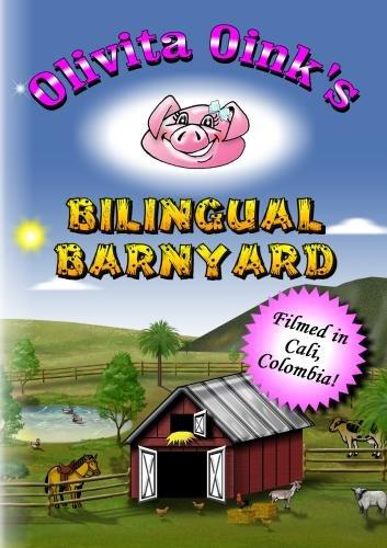 Olivita Oink's Bilingual Barnyard DVD Curriculum (Curriculum Software)