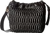 Furla Women's Caos Drawstring Bag, Onyx, One Size