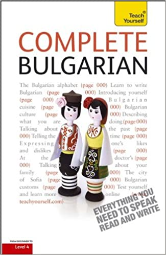 Yourself bulgarian pdf teach