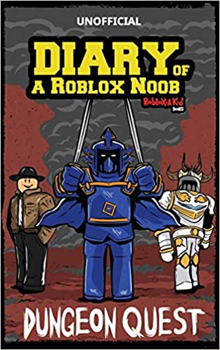 Amazon.com: Diary of a Roblox noob: Dungeon Quest (Roblox ...