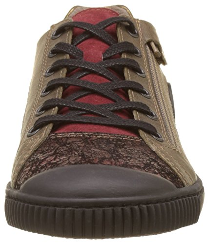 Fe Basses Pataugas Baskets Rouge Boreal Femme Rouge ZRqTw0q