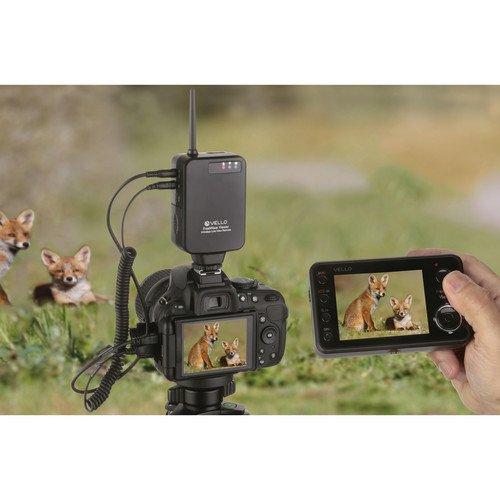 Vello FreeWave Viewer Wireless Live View Remote for Nikon - Nikon D700 * D300 * D300s * D7000 * D90 * D5200 * D5100 * D5000 * D3200 * D3100