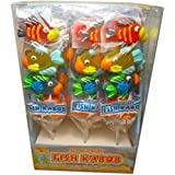 Albert's Fish Kabobs Jelly Candy (Pack of 24)