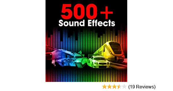 500+ Sound Effects by Sound Effects on Amazon Music - Amazon com