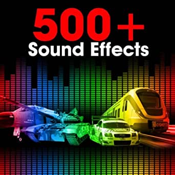 500+ Sound Effects