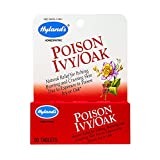 Hyland's Poison Ivy/Oak Tabs, 50 ct (Pack of 4)