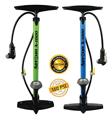 AerGun X 1000 Bike Pump AerTight product image