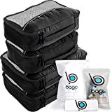Bago Packing Cubes for Travel Bags - Luggage Organizer 10pcs Set