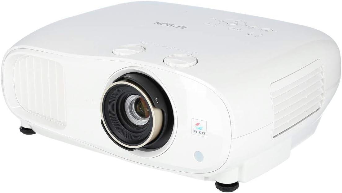 Epson - Proyector (Full HD, 3000 lúmenes, Contraste 70.000:1, 3D, Zoom 1,6X )