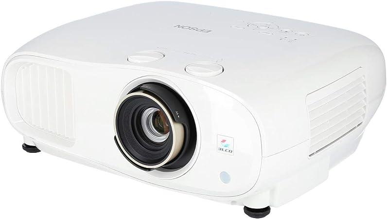 Epson Eh Tw7100 4k Pro Uhd 3lcd Beamer 3 000 Lumen Weiß Und Farbhelligkeit Kontrastverhältnis 100 000 1 Integrierte 10 W Lautsprecher Optionales Wlan Hdmi Heimkino Tv Video