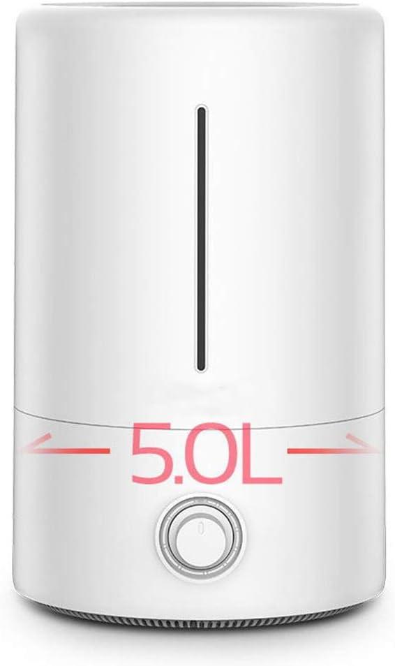 WUBAILI Essential Oils Diffuser,5L UltraSonic Humidifier
