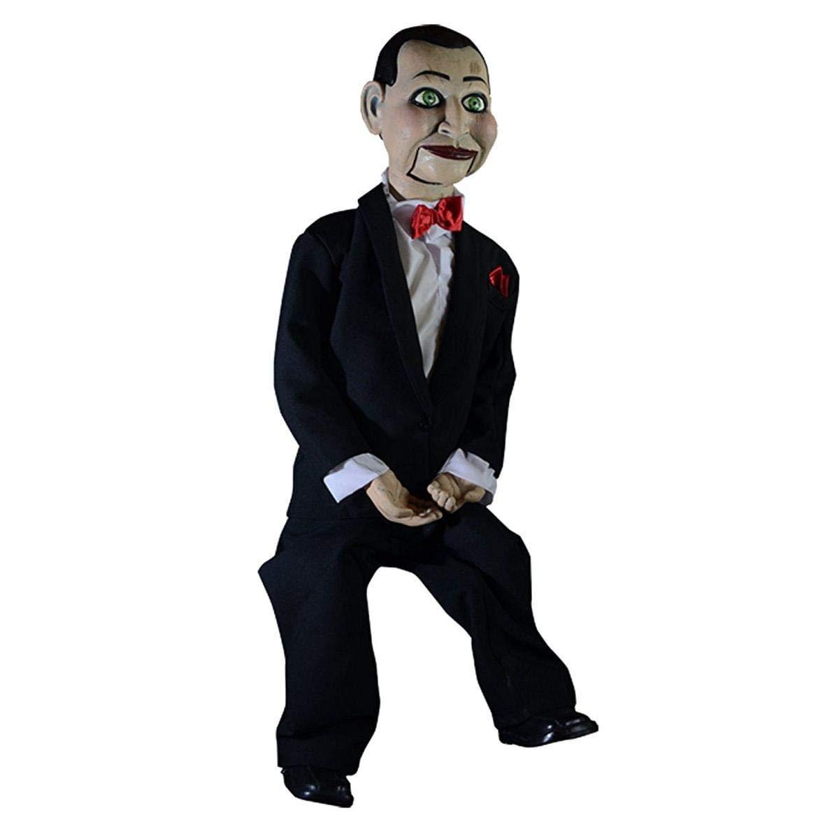 Trick of Treat Studios Studios 死者の沈黙は Trick、ビリー人形の小道具を見ました of B075V1YW83, 新品同様:924f45db --- sharoshka.org