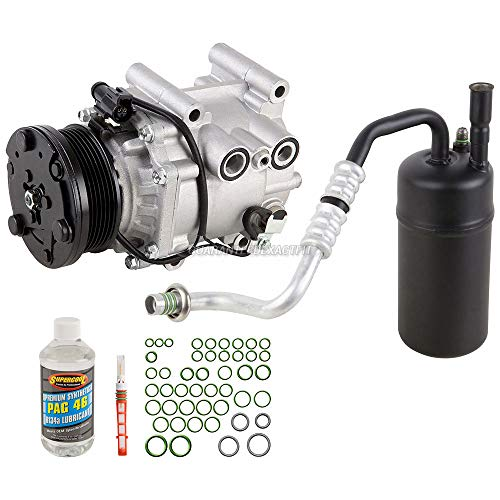 AC Compressor w/A/C Repair Kit For Ford Escape Mazda Tribute Mercury - BuyAutoParts 60-81233RK NEW