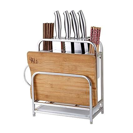 Compra Soportes para cuchillos Racks De Cocina Tabla De ...