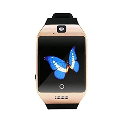 Amazon.com: FANEO Unisex Fashion Multi-Functional Square Q18 USB Touch Screen Smartw Smart Watches: Cell Phones & Accessories