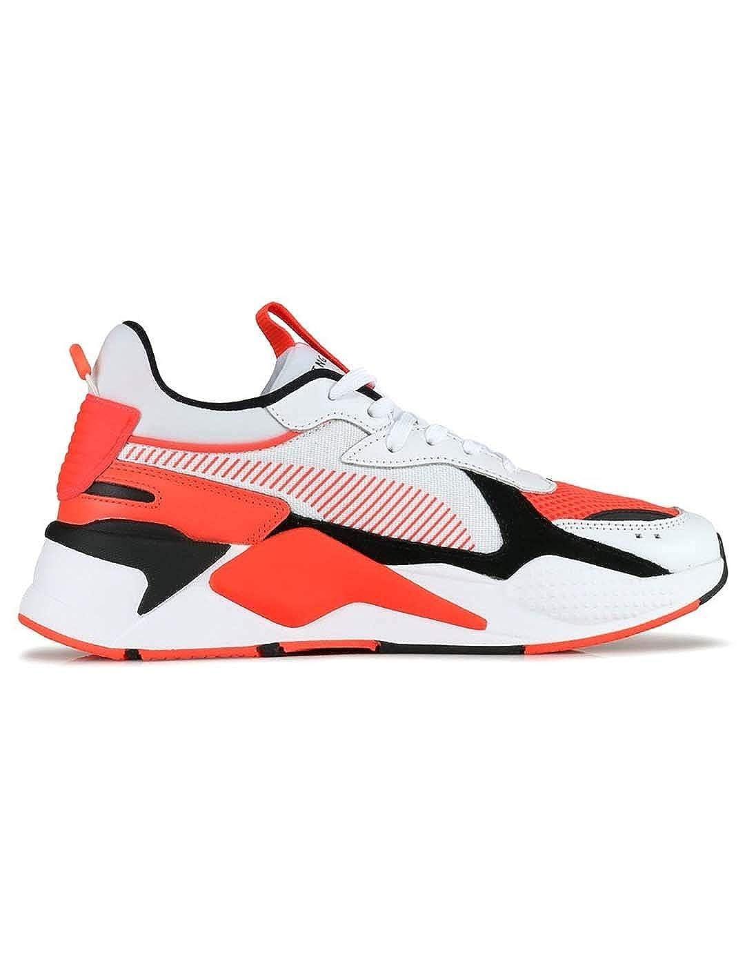 Puma Herren Schuhe Rs-X Reinvention 36957902 Weiss Orange Turnschuhe SS 2019