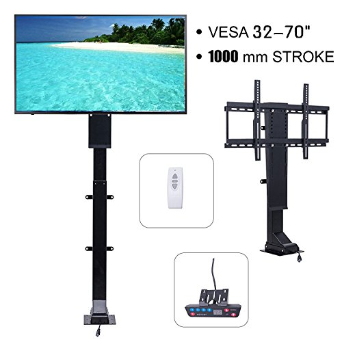 Happybuy Motorized TV Lift 32