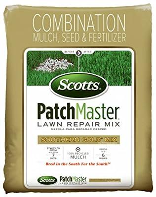 Scotts Lawns 14870 Scotts Coverage Patch Master Lawn Repair Mix, 4.75 lb/115 sq. ft.