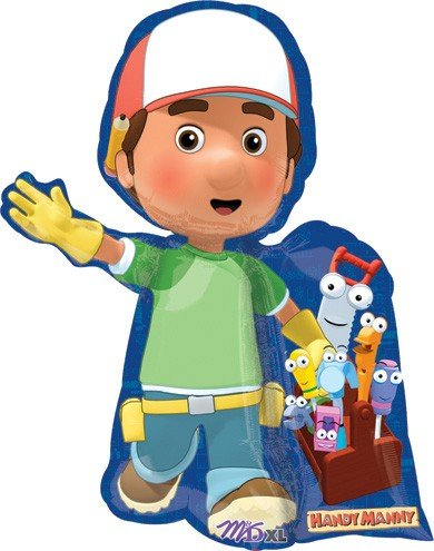handy manny party pack - 2