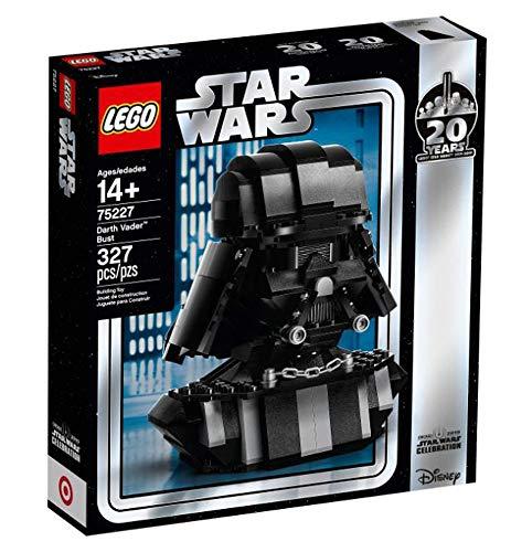 - LEGO Darth Vader Bust 2019 Star Wars Celebration Exclusive
