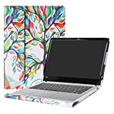 Alapmk Protective Case Cover For 13.9' Lenovo Yoga 920 920-13ikb/Yoga 910 910-13ikb Laptop(Not fit Yoga 930/Yoga 900),Love Tree
