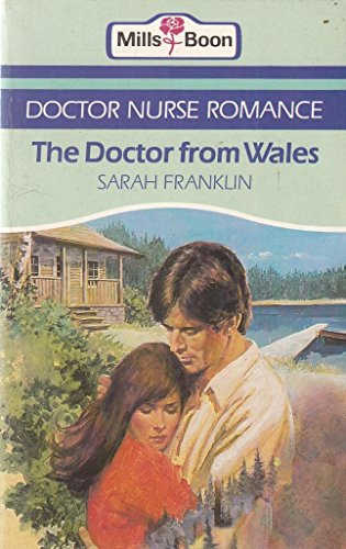 book cover of The Doctor from Wales