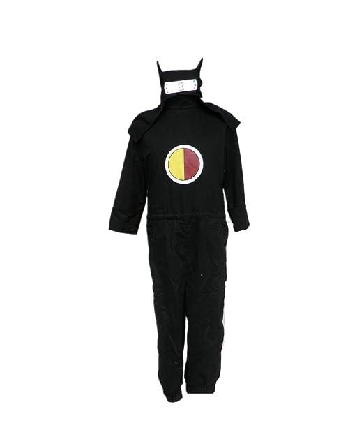 Amazon.com: Love Anime Ninja Shinobi Cosplay Costume-Kankuro ...