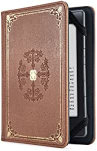 Verso Prologue Cover for Kindle, Tan (fits Kindle Paperwhite, Kindle, and Kindle Touch)