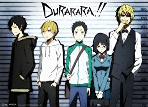 Great Eastern Entertainment Durarara! Line Up Wall Scroll, 33 by 44-Inch
